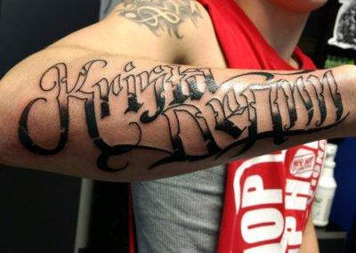 Mike Welch Tattoo