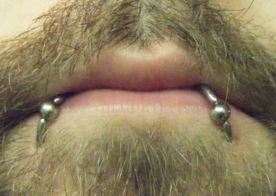 Mike Coons Piercing